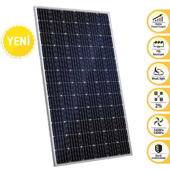 fotovoltaik sistem güneşten elektrik üretimi