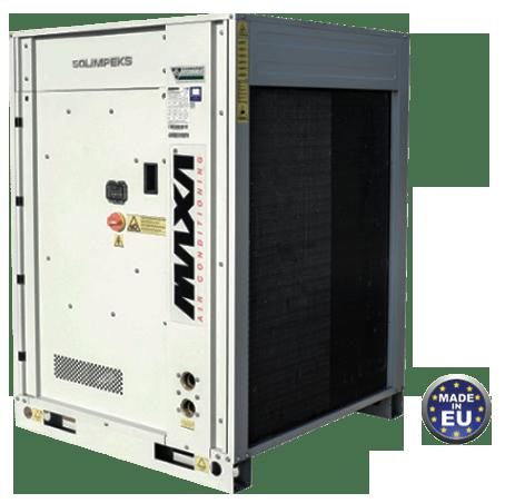 ısı pompası hava kaynaklı büyük kapasite ısı pompası inverter ısı pompası