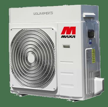 ısı pompası hava kaynaklı inverter ısı pompası