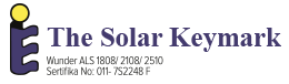 solar keymark termal güneş kollektörü güneş enerjisi sistemleri